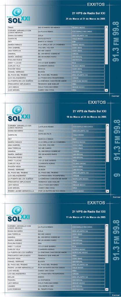 RADIO-SOL
