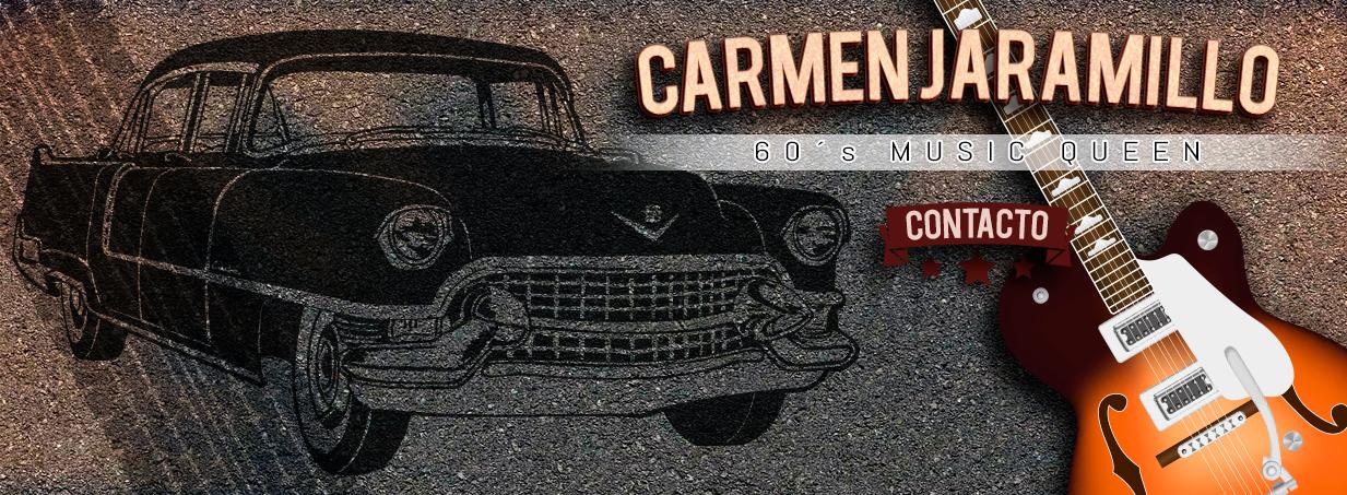 Carmen Jaramillo contacto