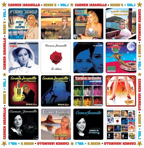 Carmen Jaramillo - Mix 60